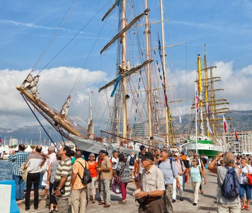 Tall Ship Regatta